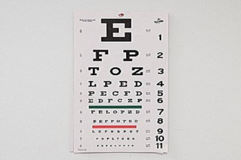 Picture Of Eye Exam